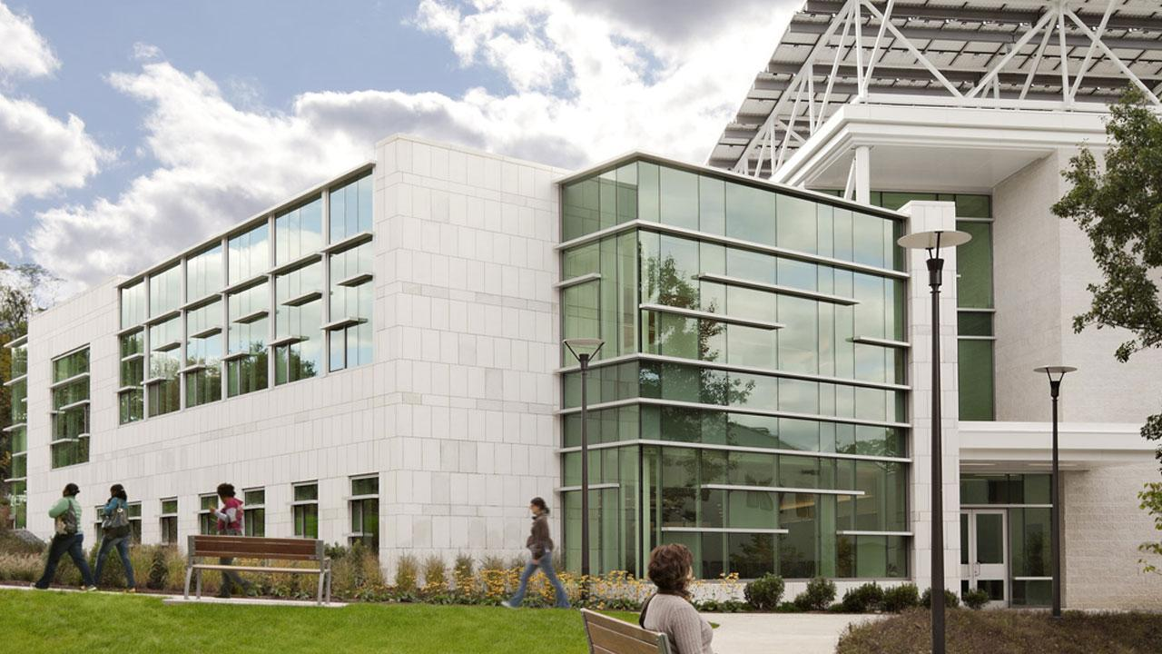 Danvers Campus Health and Student Services Building
