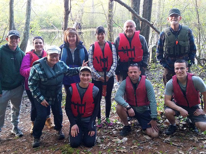 Canoe Trip 2017