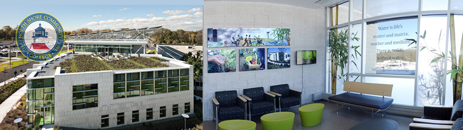 photo collage of Danvers Health Building