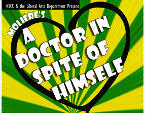 photo of Dr. In Spite of Himself graphic