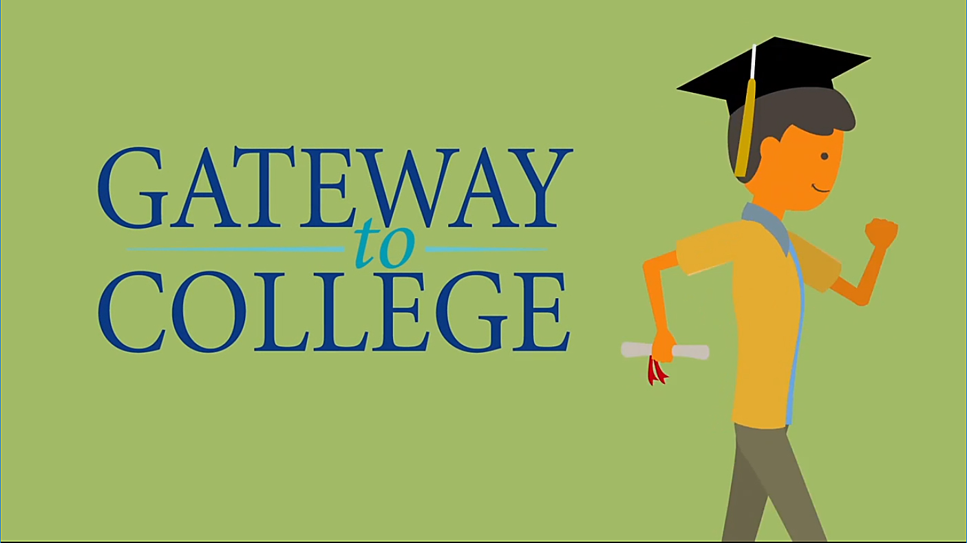Gateway to College video cover art